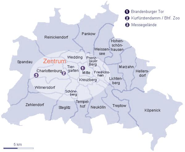 Berlin Ferienwohnung Sch 246 Ne Ferienwohnungen Tolle Angebote