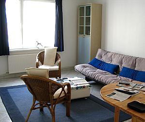 privat bernachten im zentrum berlins eine berlin. Black Bedroom Furniture Sets. Home Design Ideas